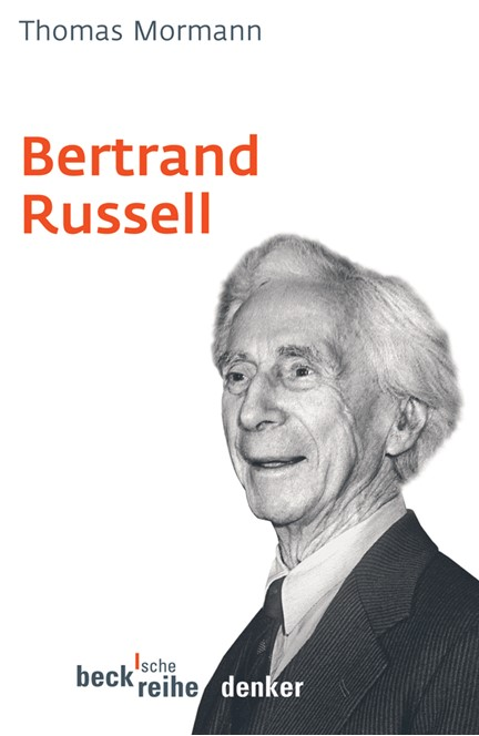 Cover: Thomas Mormann, Bertrand Russell