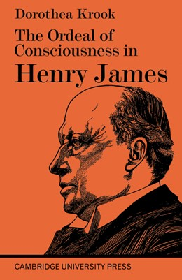 Abbildung von Krook | The Ordeal of Consciousness in Henry James | 1968