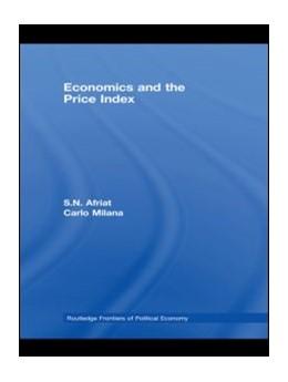 Abbildung von Afriat / Milana | Economics and the Price Index | 2008