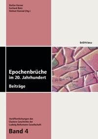 Epochenbrüche im 20. Jahrhundert | Botz / Karner / Konrad, 2017 | Buch (Cover)