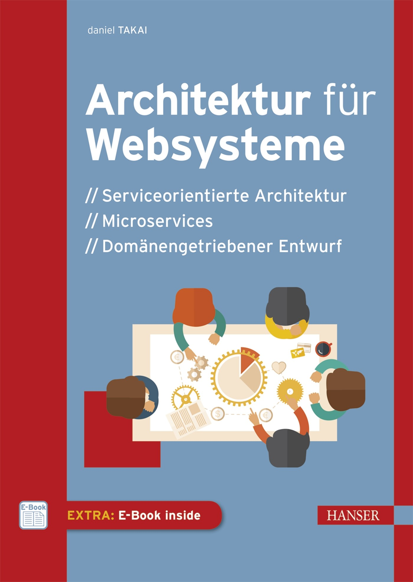 Microservices und Websysteme | Takai, 2017 (Cover)