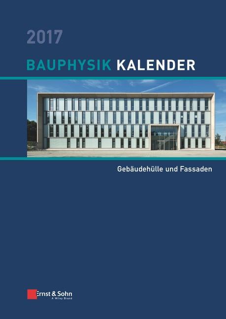 Bauphysik-Kalender 2017 | Fouad, 2017 | Buch (Cover)