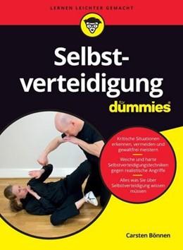 Abbildung von Bönnen | Selbstverteidigung für Dummies | 2018