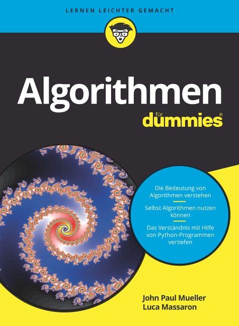 Algorithmen für Dummies | Mueller / Massaron, 2017 | Buch (Cover)