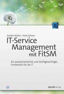 Abbildung von Rohrer / Söllner   IT-Service Management mit FitSM   1. Auflage   2017   beck-shop.de