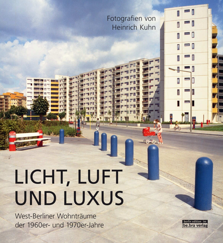 Licht, Luft und Luxus   Brauchitsch, 2017   Buch (Cover)