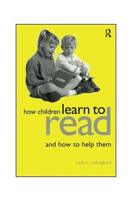 Abbildung von Cullingford   How Children Learn to Read and How to Help Them   1. Auflage   2017   beck-shop.de