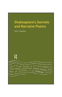 Abbildung von Cousins | Shakespeare's Sonnets and Narrative Poems | 1. Auflage | 2017 | beck-shop.de