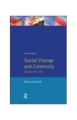 Abbildung von Coward   Social Change and Continuity   2. Auflage   2017   beck-shop.de