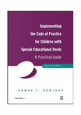 Abbildung von Ramjhun | Implementing the Code of Practice for Children with Special Educational Needs | 1. Auflage | 2017 | beck-shop.de