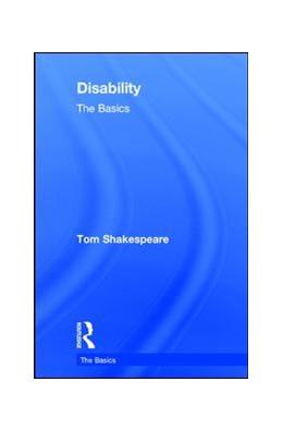 Abbildung von Shakespeare | Disability | 1. Auflage | 2017 | beck-shop.de