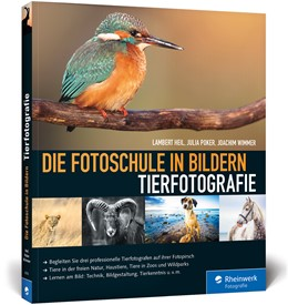 Abbildung von Heil / Poker | Die Fotoschule in Bildern. Tierfotografie | 1. Auflage | 2017 | beck-shop.de