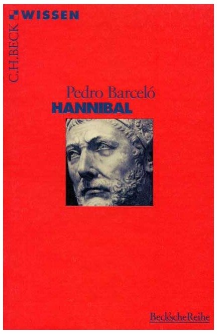 Cover: Pedro Barcelo, Hannibal