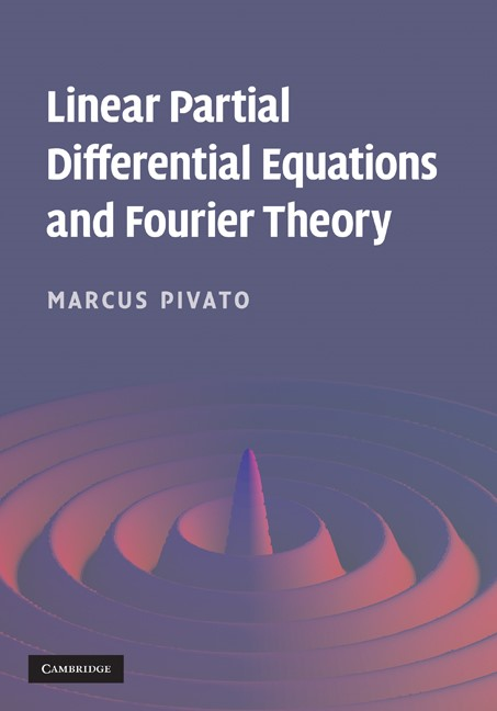 Abbildung von Pivato | Linear Partial Differential Equations and Fourier Theory | 2010