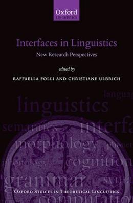 Abbildung von Folli / Ulbrich   Interfaces in Linguistics   2010   New Research Perspectives   31