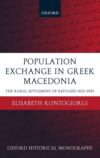 Abbildung von Kontogiorgi | Population Exchange in Greek Macedonia | 2006