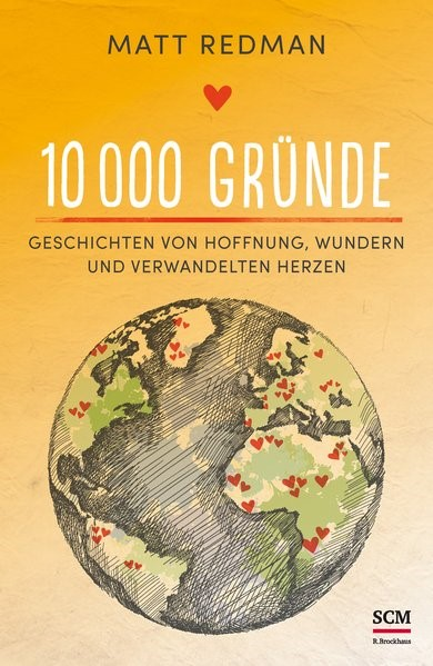 10 000 Gründe   Borlase / Redman, 2017   Buch (Cover)