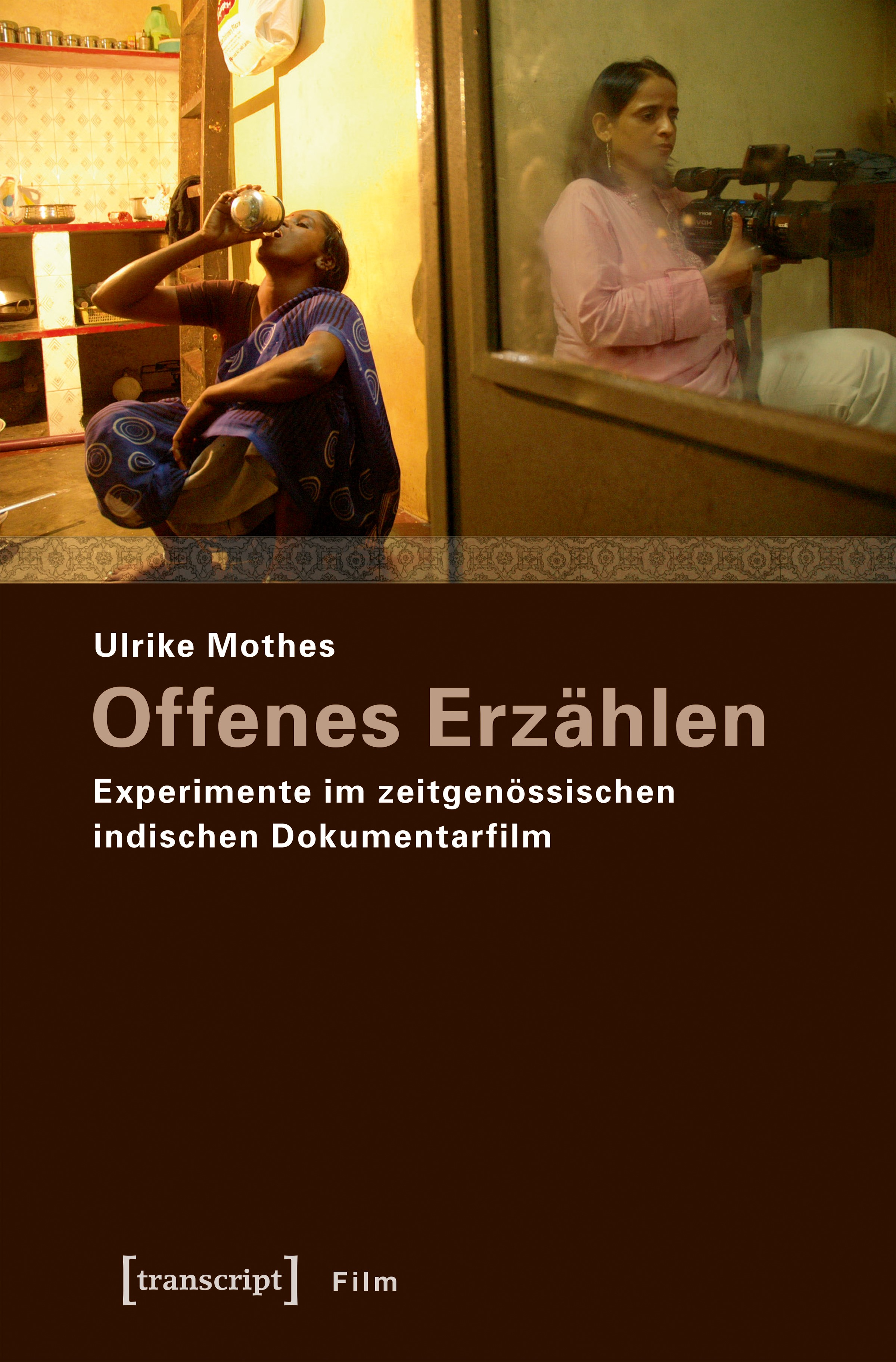 Offenes Erzählen | Mothes, 2017 | Buch (Cover)