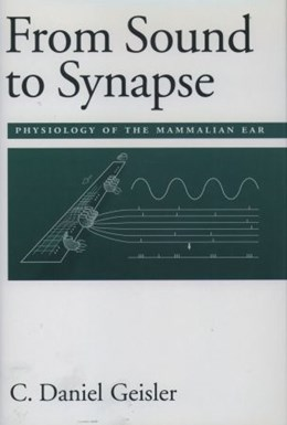 Abbildung von Geisler | From Sound to Synapse | 1998 | Physiology of the Mammalian Ea...