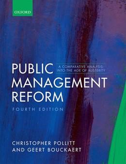 Abbildung von Pollitt / Bouckaert | Public Management Reform | 2017 | A Comparative Analysis - Into ...