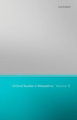 Abbildung von Shafer-Landau | Oxford Studies in Metaethics 12 | 2017 | 12