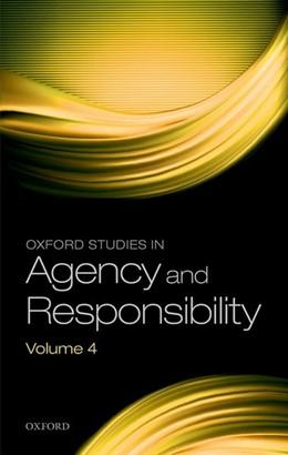Abbildung von Shoemaker | Oxford Studies in Agency and Responsibility Volume 4 | 2017 | 4
