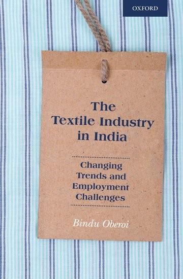 Abbildung von Oberoi   The Textile Industry in India   2017