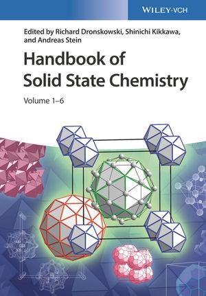 Abbildung von Dronskowski / Kikkawa / Stein (Ed.) | Handbook of Solid State Chemistry | 2017