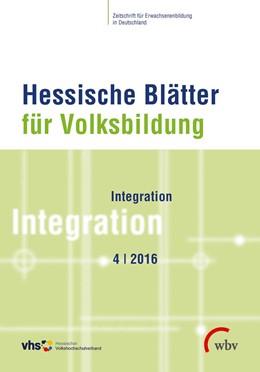 Abbildung von Hessische Blätter für Volksbildung 04/2016   1. Auflage   2016   beck-shop.de
