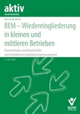 BEM - Wiedereingliederung in kleinen und mittleren Betrieben | Habib | 2. Auflage, 2017 | Buch (Cover)