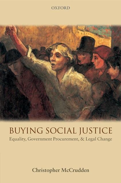 Abbildung von McCrudden | Buying Social Justice | 2007