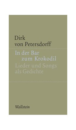 Abbildung von von Petersdorff | In der Bar zum Krokodil | 1. Auflage | 2017 | 9 | beck-shop.de