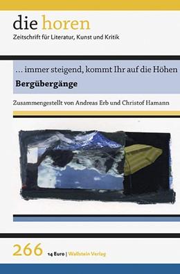Abbildung von Erb / Hamann | … immer steigend, kommt Ihr auf die Höhen | 1. Auflage | 2017 | beck-shop.de