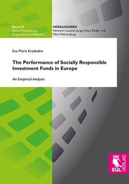 Abbildung von Kreibohm   The Performance of Socially Responsible Investment Funds in Europe   2016