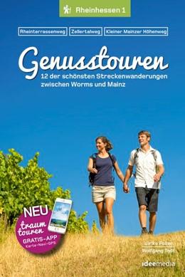 Abbildung von Poller / Schöllkopf / Todt | Genusstouren Rheinhessen Band 1 | 1. Auflage | 2017 | Rheinterrassenweg, Zellertalwe...
