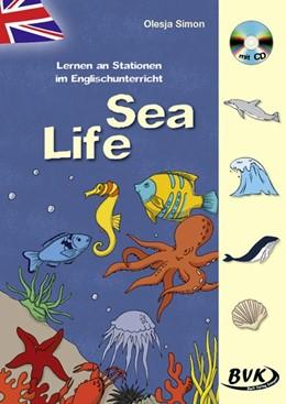 Abbildung von Simon | Lernen an Stationen im Englischunterricht: Sea Life (inkl. CD) | 1. Auflage | 2017 | beck-shop.de