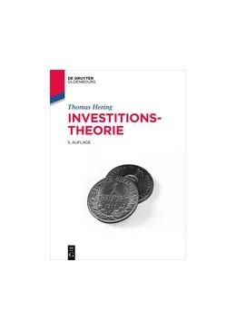Abbildung von Hering | Investitionstheorie | 5. Auflage | 2017 | beck-shop.de