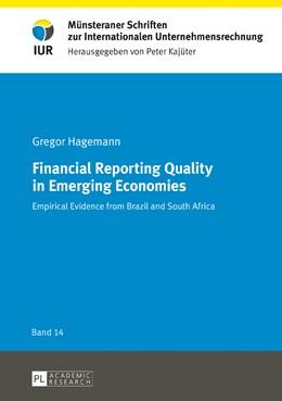 Abbildung von Hagemann | Financial Reporting Quality in Emerging Economies | 1. Auflage | 2016 | 14 | beck-shop.de