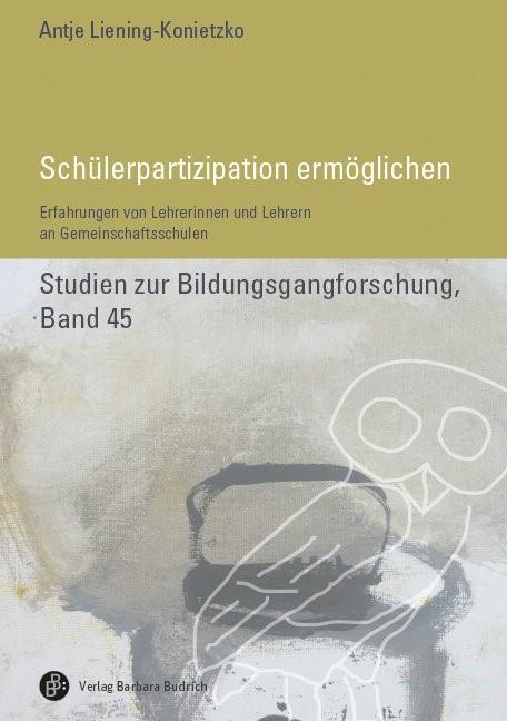 Schülerpartizipation ermöglichen | Liening-Konietzko, 2017 | Buch (Cover)