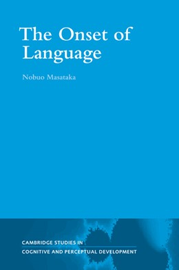 Abbildung von Masataka | The Onset of Language | 2007 | 9