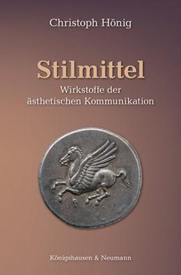 Abbildung von Hönig   Stilmittel   2017   Wirkstoffe der ästhetischen Ko...
