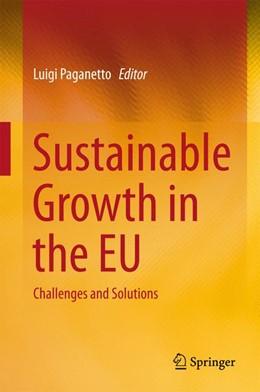Abbildung von Paganetto | Sustainable Growth in the EU | 1. Auflage | 2017 | beck-shop.de