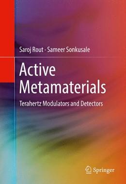 Abbildung von Rout / Sonkusale | Active Metamaterials | 1. Auflage | 2017 | beck-shop.de