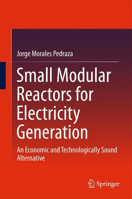Small Modular Reactors for Electricity Generation   Morales Pedraza, 2016   Buch (Cover)