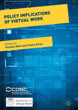 Abbildung von Meil / Kirov | Policy Implications of Virtual Work | 2017