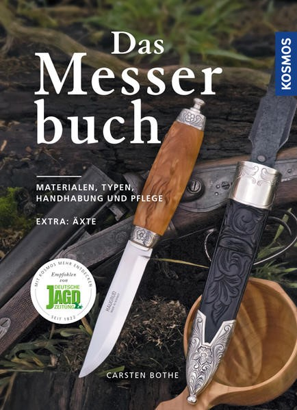 Das Messerbuch | Bothe | Neuauflage, 2017 | Buch (Cover)