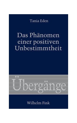 Abbildung von Eden | Das Phänomen einer positiven Unbestimmtheit | 1. Auflage | 2017 | beck-shop.de