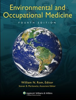 Abbildung von Rom | Environmental and Occupational Medicine | Fourth | 2006