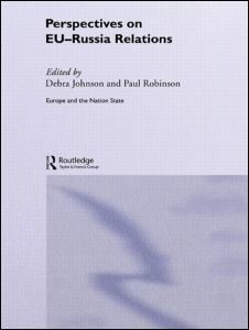 Abbildung von Johnson / Robinson | Perspectives on EU-Russia Relations | 2004