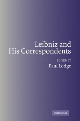 Abbildung von Lodge | Leibniz and his Correspondents | 2007
